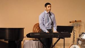 LiveMusic Madhavan Rajagopalan