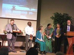 Honoring Community Heroes Tony Sivasothy Ann Smith Subbalakshmi Madhav Peddi Deborah Bliss