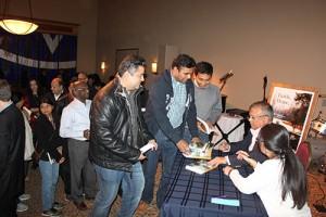 Book Signing - Shyam And Sarojini Kanagala