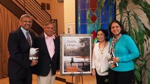 Sunil and Jayshree Patell